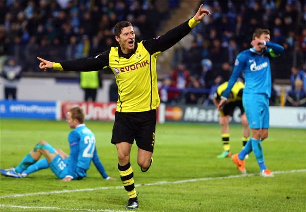 Lewandowski: BVB must not underestimate Zenit