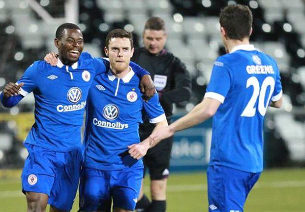 Eric Odhiambo sets the bar high at Sligo Rovers