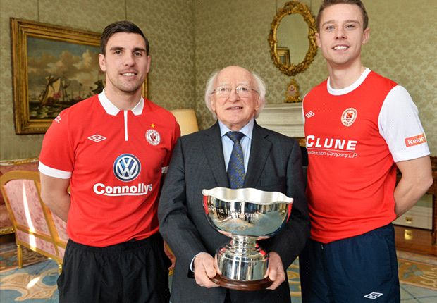 'It's a great way to begin the season' - Ger O'Brien looking forward to President's Cup