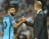 Pep: Aguero asked for restaurant talks