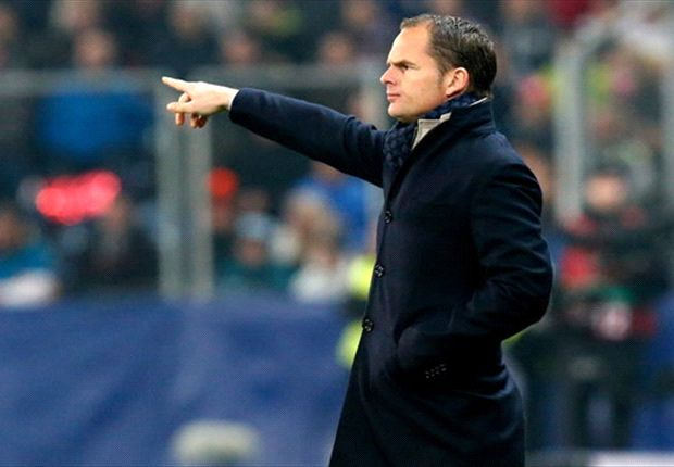 Frank de Boer turned down Tottenham and Liverpool, says brother