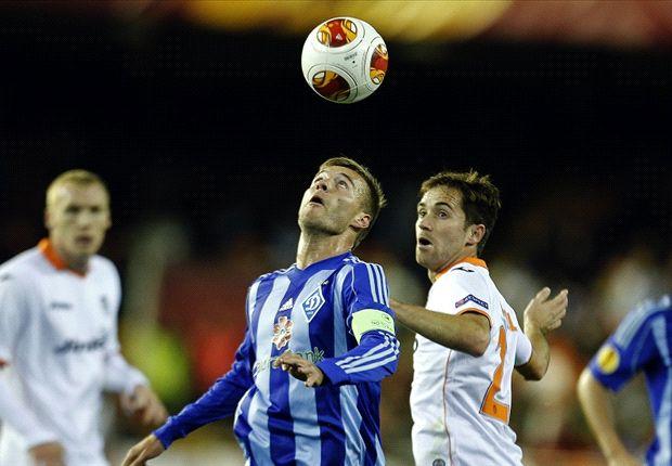 Agen Bola - AS Roma Incar Andriy Yarmolenko