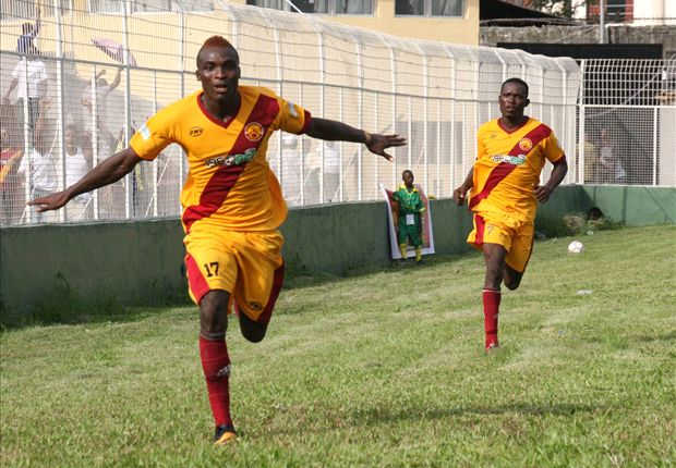 Stationery Stores 2-0 Shooting Stars: Flamingoes triumph in NNL classic