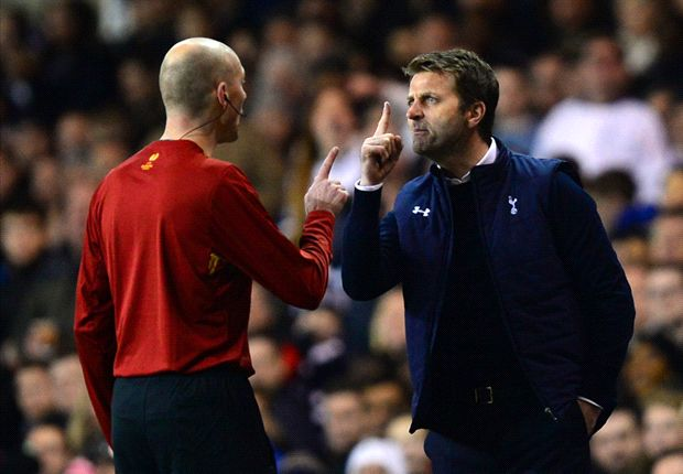 Sherwood wants Tottenham to build on Dnipro win
