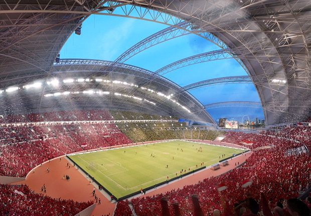 Sports Hub Stadium opener Singapore vs Malaysia postponed