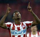 Olaitan joins Greek side Panionios