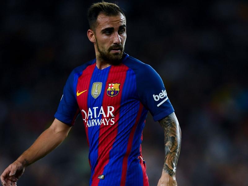Barça, Enrique indulgent avec Paco Alcacer