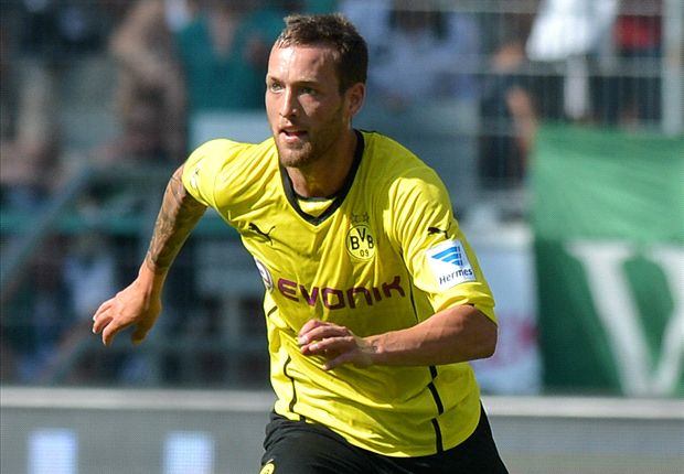 Schieber considering quitting Dortmund over lack of game time