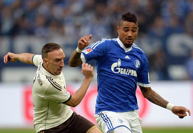 LIVE! + Opstellingen: Bayern - Schalke
