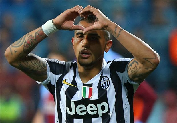 Juventus rebuffs Bayern approach for Arturo Vidal