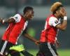 VIDEO: Vilhena powers Eredivisie leaders Feyenoord to victory with fine strike