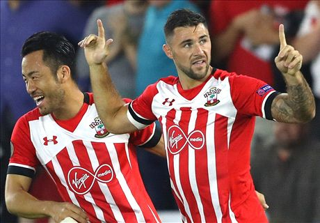 Ratings: Southampton 3-0 Sparta Prague