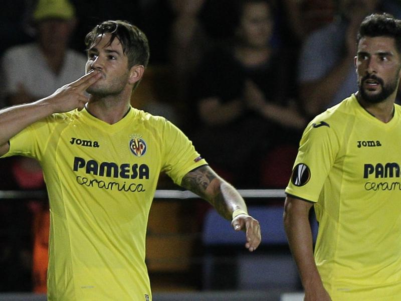 Europa League, 1ª - Balotelli ko con lo Schalke, Villarreal ok con Pato