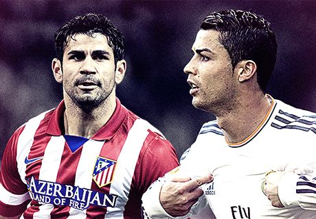 Diego Costa vs Cristiano Ronaldo: Who is more effective?