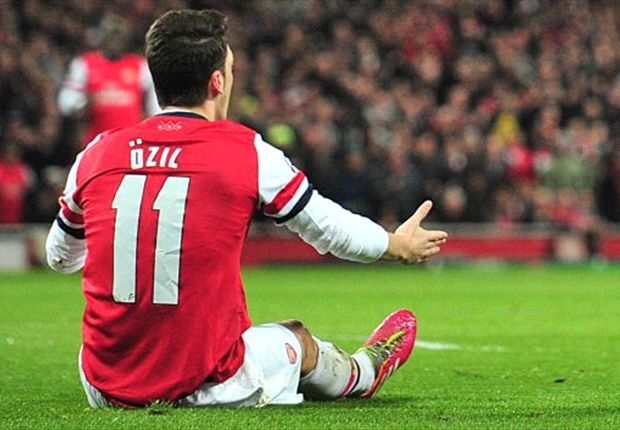 Was Ozil always a problem waiting to happen for Arsenal?
