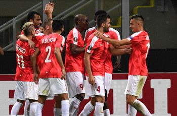 Player Ratings: Inter 0-2 Hapoel Be'er Sheva