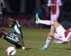 Wakaso Mubarak in action as Panathinaikos win
