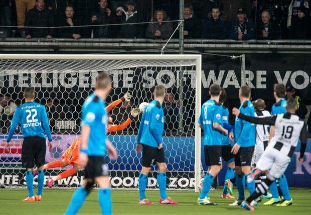 Heerenveen pakt drie punten in Almelo