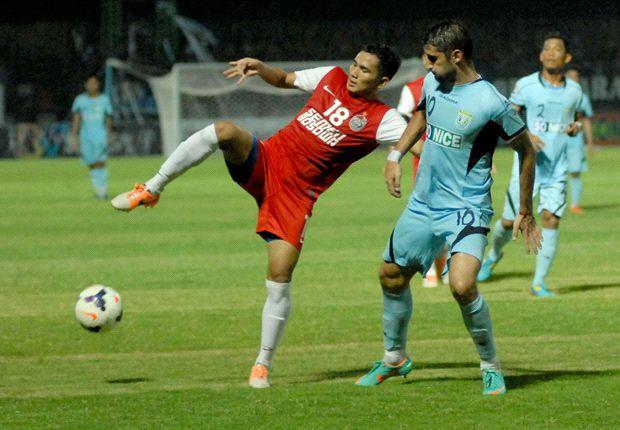 PSM Makassar sukses menuai angka penuh usai menundukkan Persela Lamongan