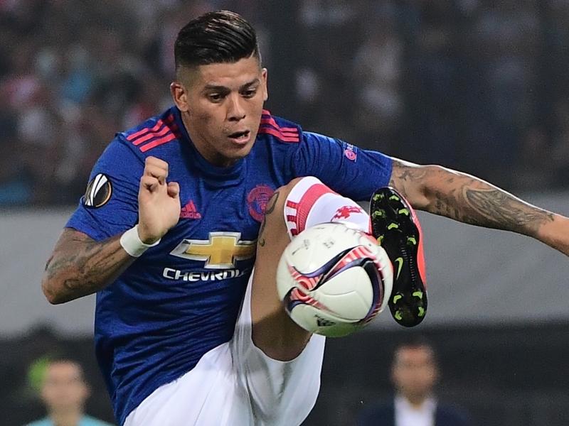 """Manchester United, Rojo : """"Mourinho compte sur moi"""""""