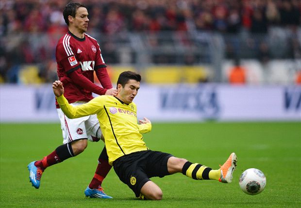 Borussia Dortmund 3-0 Nurnberg: Lewandowski strikes as hosts go second‏