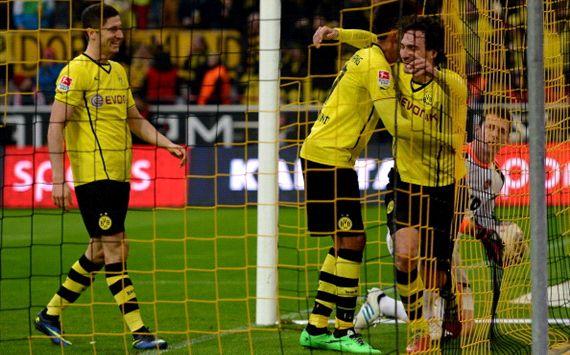 Matt Hummels - Dortmund Vs Nurnberg