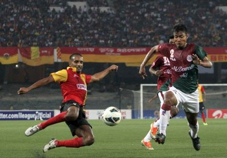 LIVE: Mohun Bagan - East Bengal