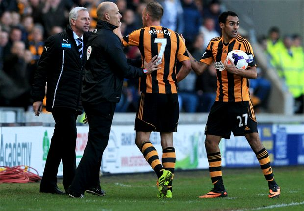 Pardew charged by FA over Meyler headbutt