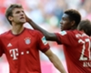 Bayern without Muller, Alaba and Lahm against Ingolstadt as Robben and Boateng return