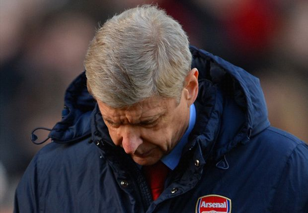 Eight knockout wins in 16 years - Arsenal is a serial Champions League failure