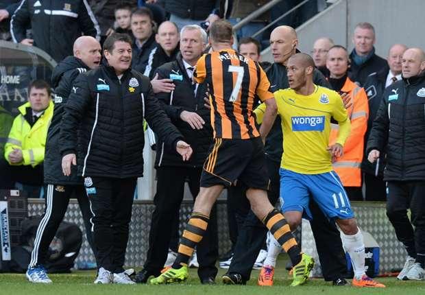 Steve Bruce 'shocked' by Alan Pardew headbutt