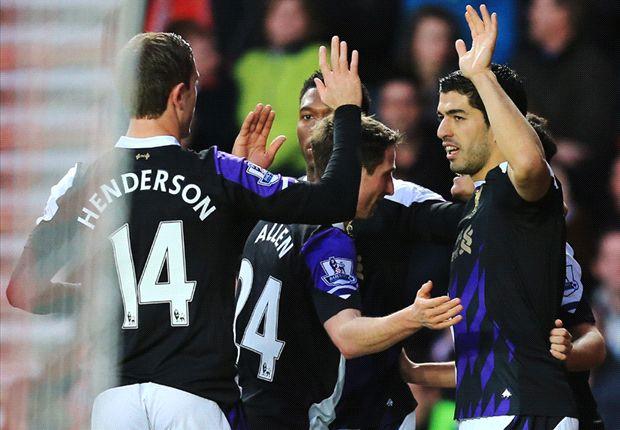 Gerrard: Play two defenders against Suarez and Sturridge? Good luck