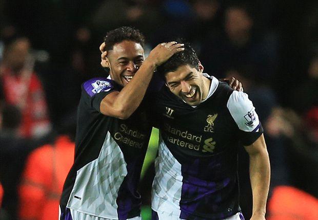 Premier League: Arsenal verliert bei Stoke City, Liverpool erobert Platz zwei