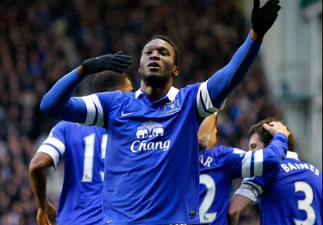 Everton inch closer to Lukaku signing