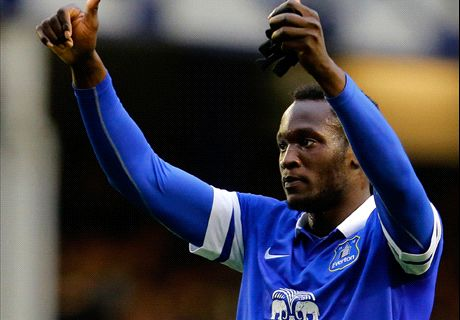 Everton on brink of Lukaku deal