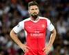 Giroud poised for Arsenal return