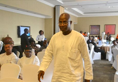 Odegbami to stand for Fifa presidency