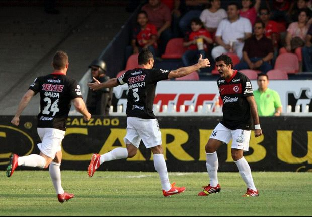 Liga Bancomer MX: Veracruz 1-1 Tijuana | Dividen puntos en el puerto