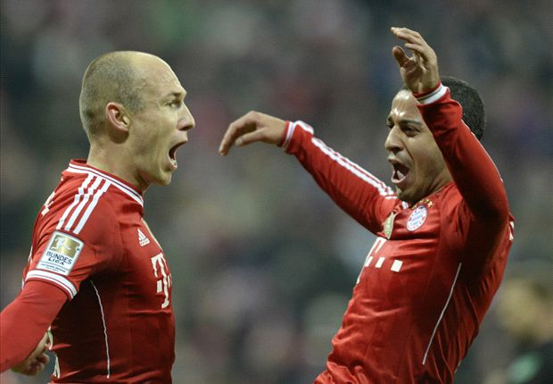 'Put Schalke to the sword' - Goal's World Player of the Week, Arjen Robben
