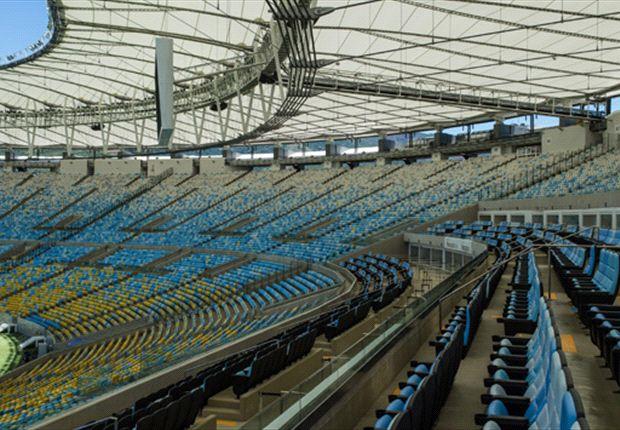 En Río quieren facilitarle las cosas a los hinchas en medio del Mundial.