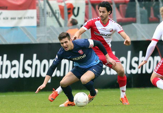 FC Twente verspeelt punten in Utrecht
