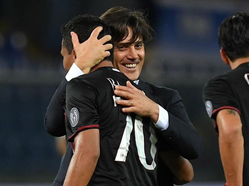Milan che vince non si cambia: contro la Fiorentina formazione confermata