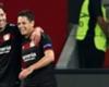 Chicharito, premiado en la Bundesliga