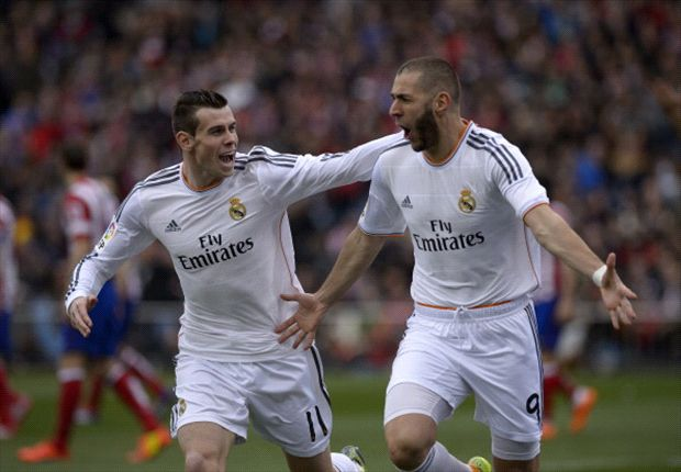 Benzema's goals convincing Madrid not to sign a world-class striker