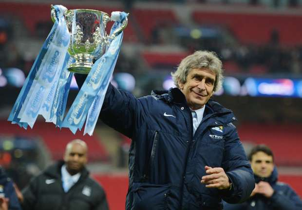 Silverware vital for players to believe in Manchester City project, says Pellegrini