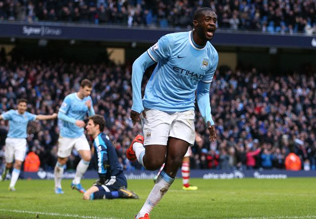 'World-class' Yaya Toure isn't appreciated because he's African, says Nasri