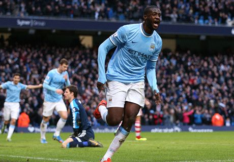 'World-class' Yaya Toure isn't appreciated because he's from Africa, says Nasri