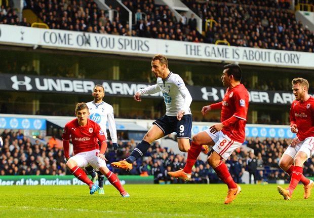 Sherwood 'delighted' with match-winner Soldado