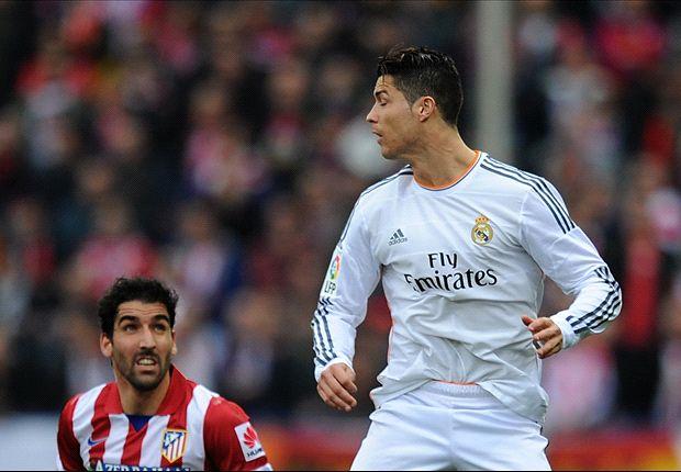 Atletico Madrid 2-2 Real Madrid: Ronaldo rescues Blancos in derby thriller