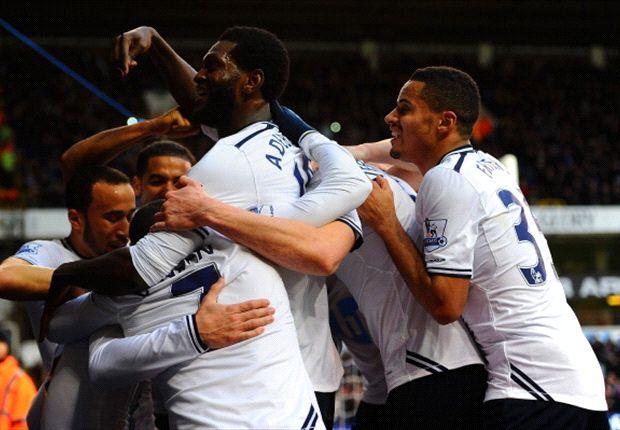 Laporan Pertandingan: Tottenham Hotspur 1-0 Cardiff City